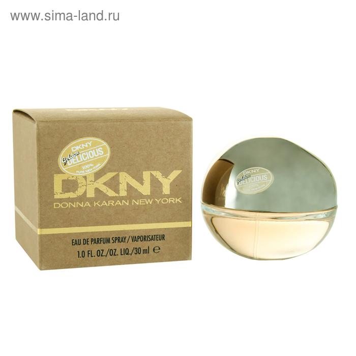 Парфюмированная вода DKNY Golden Delicious, 30 мл