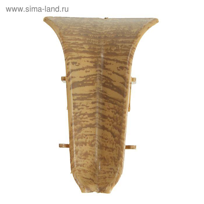 Угол внутренний для плинтуса (D) текстура (530 Дуб аризона)