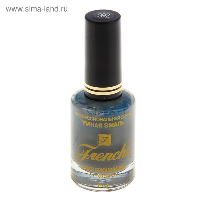 Лак для ногтей Умная эмаль Frenchi укрепляющий, тон №  392