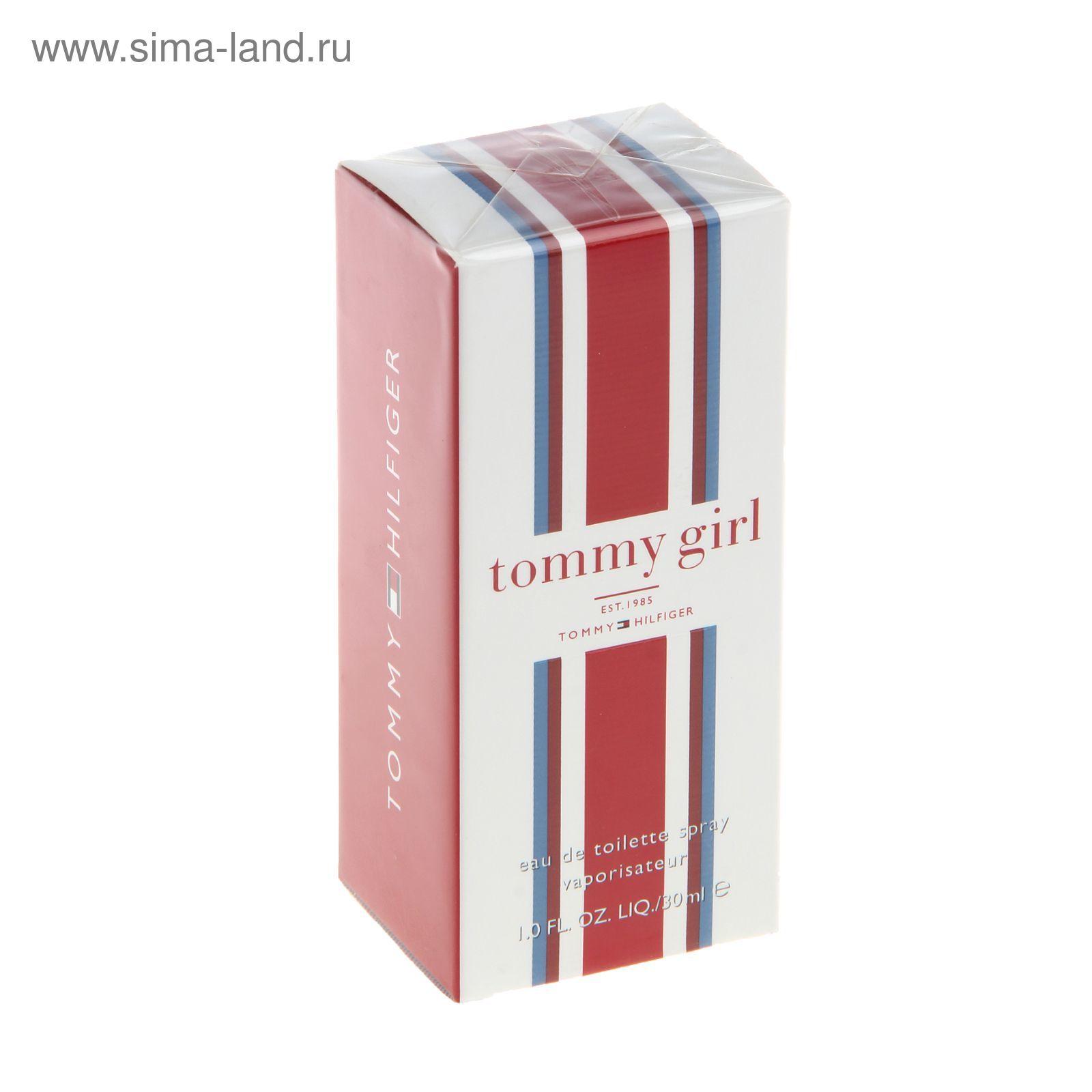 Женский одеколон Tommy Hilfiger Tommy Girl 7215aa9910716