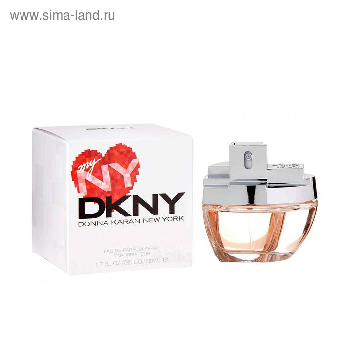 Парфюмерная вода DKNY MYNY, 100 мл