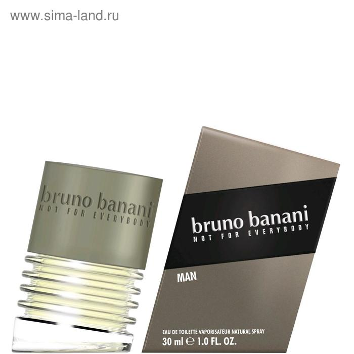 Bruno Banani man Туалетная вода, 30 мл