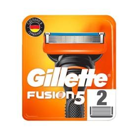 Сменные кассеты Gillette Fusion, 5 лезвий, 2 шт