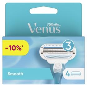 Сменные кассеты Gillette Venus, 3 лезвия, 4 шт