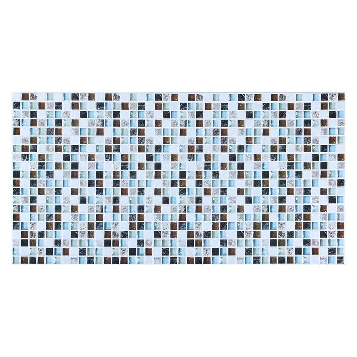 Панель ПВХ мозаика Исландия 955*480