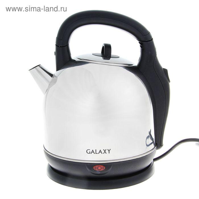 Чайник электрический Galaxy GL 0306, 3.6 л, 2200 Вт, металл