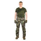 Брюки для спецназа МПА-28 ткань софтшелл, КМФ питон лес (50/4)