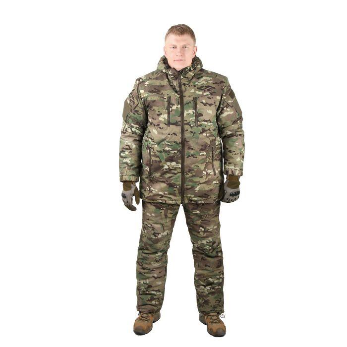 Костюм для спецназа всесезонный МПА-38 (-50С) мультикам (50/4)