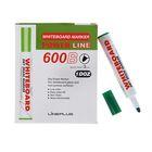 Маркер для доски 3.0 мм Line Plus 600B зелёный