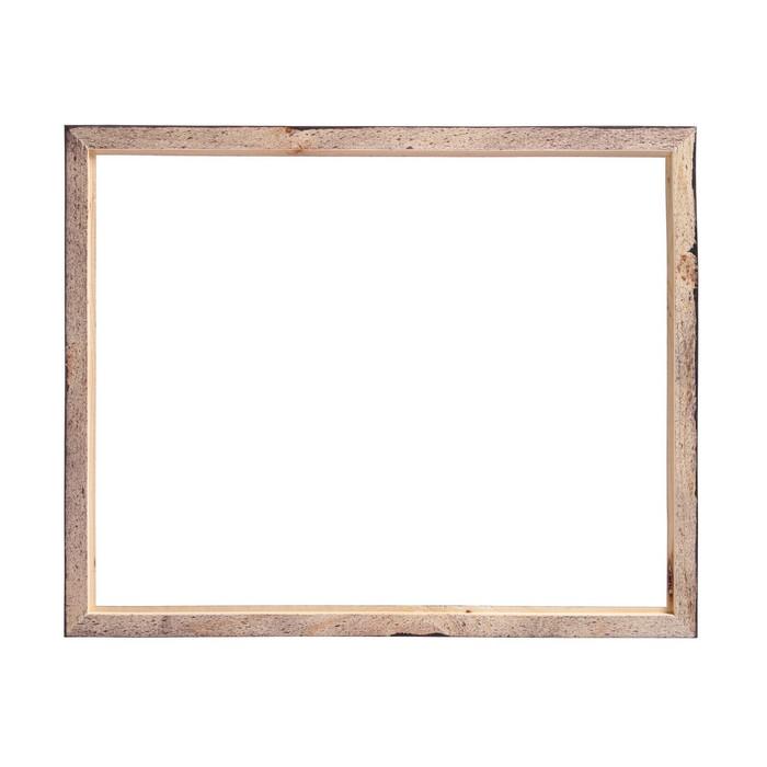 Рама для зеркал и картин, 40 х 50 х 2,6 см, Berta, тёмно-коричневая - фото 369705516