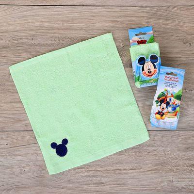 Полотенце в открытке, Микки Маус и друзья
