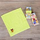 Полотенце в открытке, Медвежонок Винни и его друзья