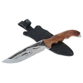 Нож 'Беркут' г. Кизляр, рукоять-дерево, сталь 65Х13 Ош