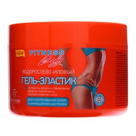 Algae-silt gel-elastic Fitness Body, for tightening the skin and reduce stretch marks, 500 ml.