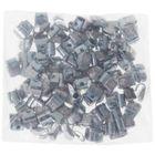 Грузики набивные свинцовые, для штамп. дисков, 5 гр., набор 100 шт.