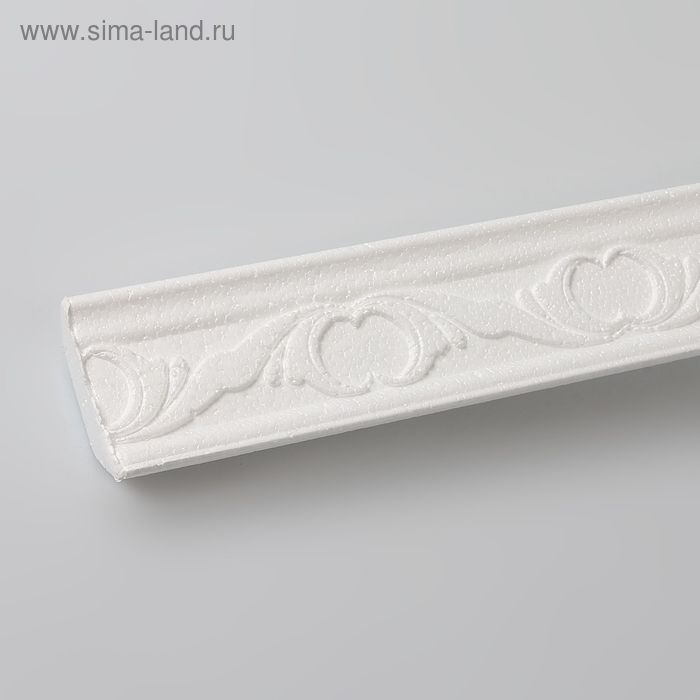 "Плинтус потолочный резной ""Надэль"" 33х32х1500"