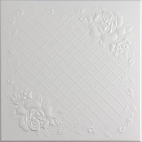 Плита потолочная 'Роза' Ош