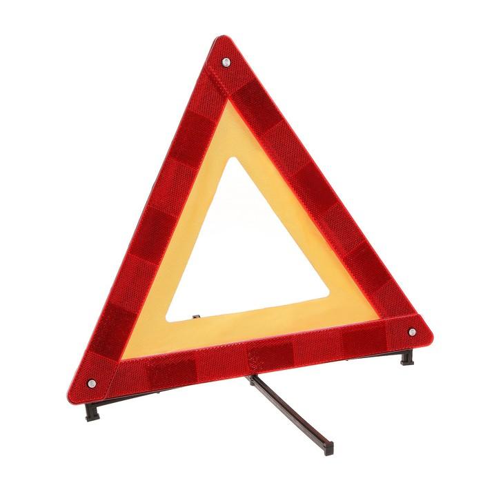 Знак аварийной остановки, средний, c аракалом