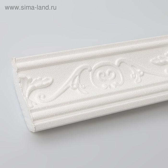 "Плинтус потолочный резной ""Эко"" 35х70х2000"