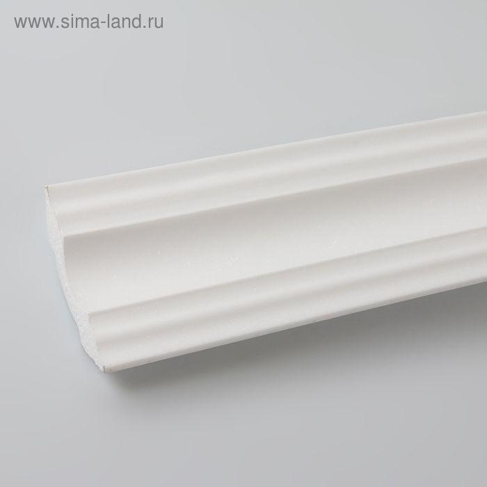 "Плинтус потолочный ""Градиент"" 50х50х2000"