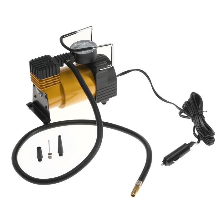 Компрессор автомобильный Торнадо АC-580, 14 A, 150 PSI, 30 л/м, 12 В