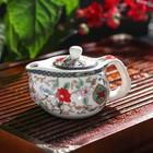 "The tea pot 200 ml ""Flowers"""