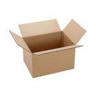 Коробка картонная 31 х 21 х 6,8 см, Т23