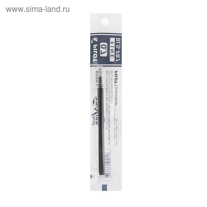 Стержень гелевый Pilot Frixion 0.7 мм, черный 0.7мм для ручек BL-FR-7, BLS-FR7