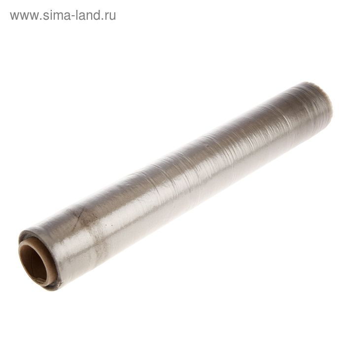Стрейч-плёнка 500 мм х 143 м, 1,1 кг, эконом