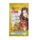 Шампунь «Народные рецепты» для всех типов волос «Горчичный» с маслом зародышей пшеницы и мед