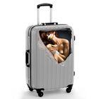 Наклейка на чемодан «Девушка», 41 × 39 см