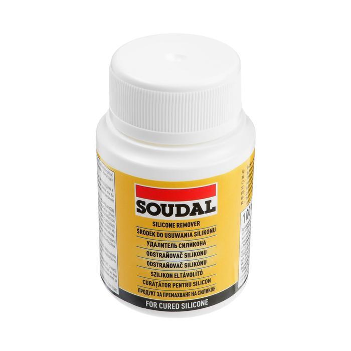 Удалитель силикона Soudal, 100 мл