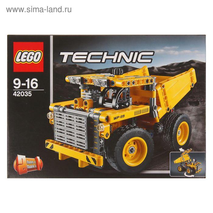 """Конструктор """"Карьерный грузовик"""", 362 детали"""