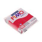 Пластика - полимерная глина 57г FIMO soft, вишневый