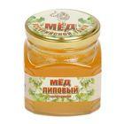 Мед Уссурийской тайги, липовый, стекло, 300 гр