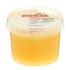 """Медовая компания """"Мёд правильных пчёл"""" цветочный,  пластиковое ведро, 140 гр."""