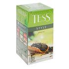 Чай зеленый Tess Style, 25 пакетиков*2 г