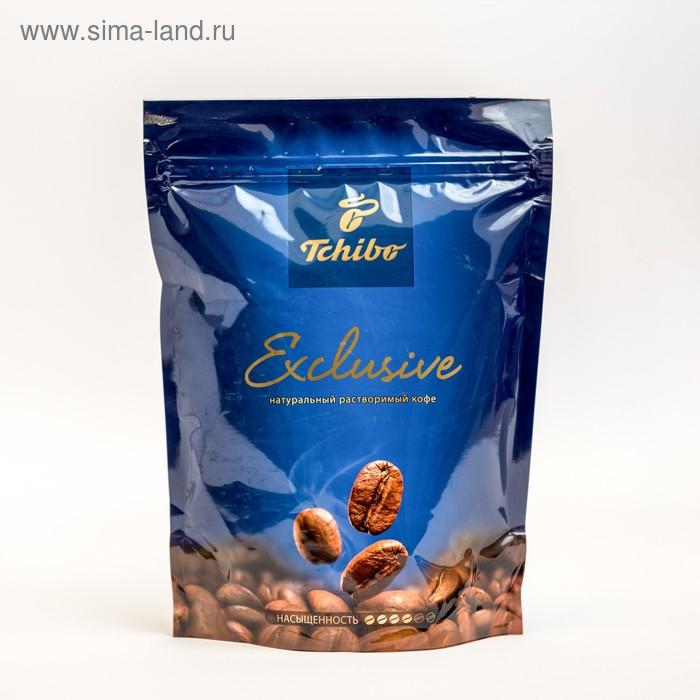Кофе Tchibo Exclusive, натуральный, растворимый, 150 г