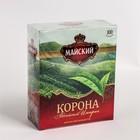 """Чай черный """"Майский"""" Корона Российской Империи, листовой, 100 пакетиков*2 г"""