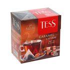 Чай черный Tess Caramel Charm, 20 пакетиков*1,8 г