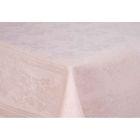 Скатерть Рейнбоу жаккард, размер 145х145 см, цвет кремовый