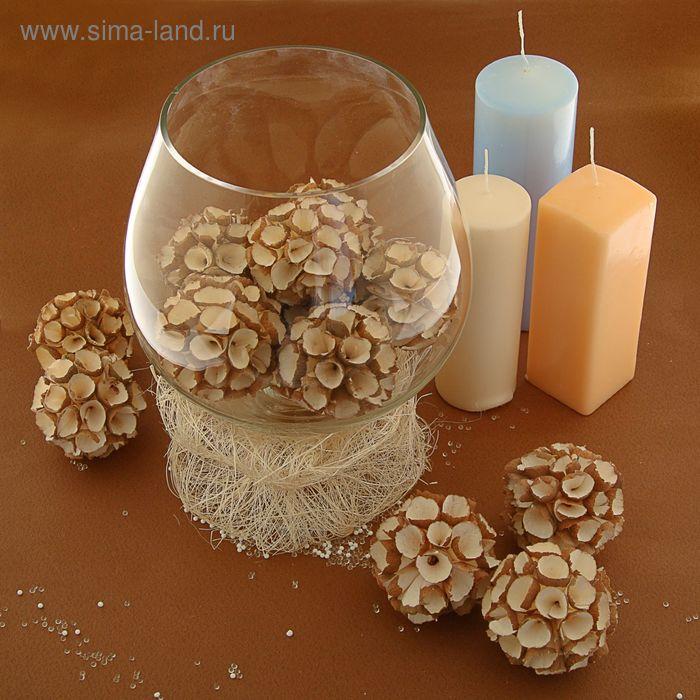 """Декоративные шары """"Сола скизинг"""", 4 см"""