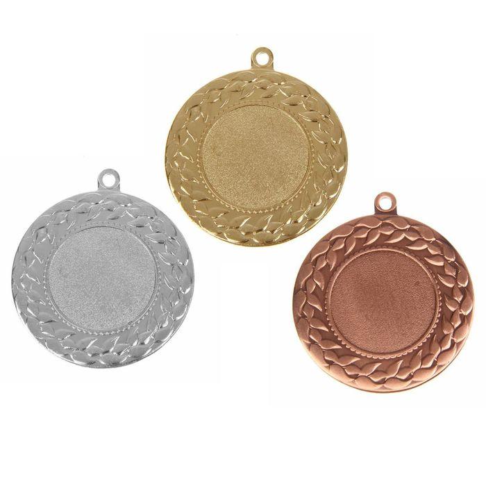 Медаль под нанесение 029, бронза