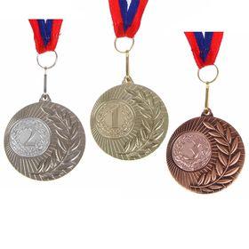 Медаль призовая 023 '2 место' Ош