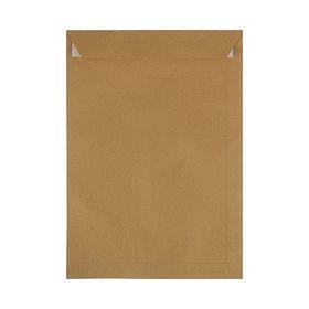 Конверт почтовый крафт С4 229x324 мм, силиконовая лента, 90 г/м², в упаковке 250 шт.