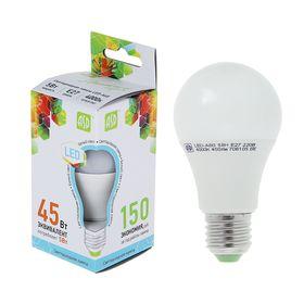Лампа светодиодная ASD, Е27, 5 Вт, 160-260 В, 4000 К
