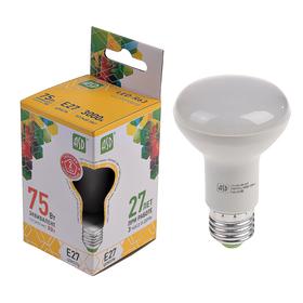 Лампа светодиодная направленного света R63, Е27, 8 Вт, 3000 К