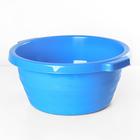 Таз 14 л, цвет голубой