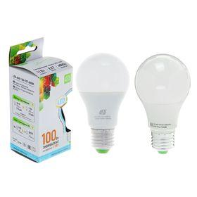 Лампа светодиодная ASD LED-A60-standard, Е27, 11 Вт, 230 В, 4000 К, 990 Лм