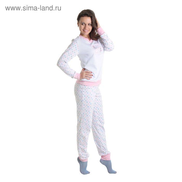 Комплект женский (фуфайка, брюки) арт.12с148В, р-р 46-50 (96-100)